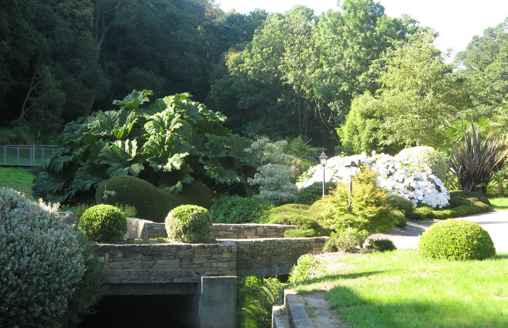 Cr ateur de jardins la for t fouesnant finist re sud for Entretien jardin fouesnant